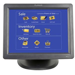 Planar 997-3981-00 PT1500MX Touchscreen LCD Monitor