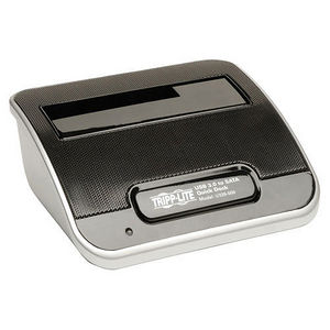 Tripp Lite U339-000 USB 3.0 SuperSpeed to SATA External HDD Docking Station for 2.5in or 3.5in HDD