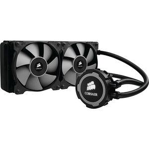 Corsair CW-9060016-WW Hydro Series H105 240mm Extreme Performance Liquid CPU Cooler