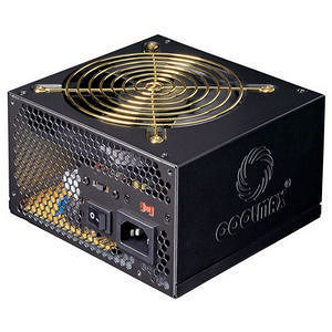 Coolmax 14622 M-500B EPS12V 500W Power Supply