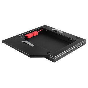 Vantec MRK-HC127A-BK Drive Bay Adapter Internal - Black
