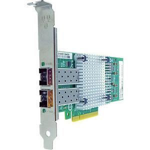 Axiom 42C1800-AX Dual Port Fiber PCIe x8 10Gbs Network Adapter for IBM