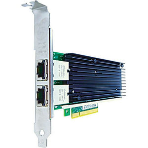 Axiom 0C19497-AX Dual Port Copper PCIe x8 10Gbs Network Adapter for IBM