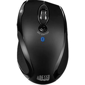Adesso IMOUSES200B Bluetooth Ergo Mini Mouse