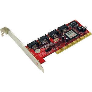 Addonics ADSA4R5 4-port SATA RAID Controller