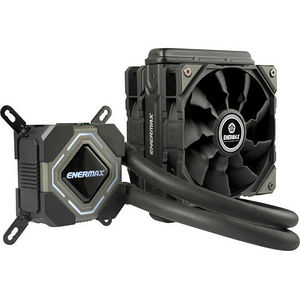Enermax ELC-LMR120S-BS Liquid Cooler Liqmax II Series - 1 Pack