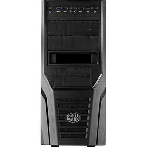 Cooler Master RC-431P-KWN2 Elite 431 Plus System Cabinet