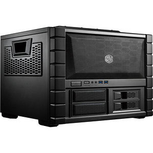 Cooler Master RC-902XB-KKN2 HAF XB EVO - High Air Flow Test Bench & LAN Box Mid Tower Computer Case