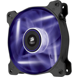 Corsair CO-9050017-PLED Air Series AF140 LED Purple Quiet Edition High Airflow 140mm Fan