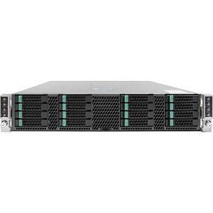 Intel H2216XXKR2 2U Server Chassis
