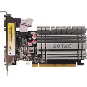 ZOTAC ZT-71115-20L GeForce GT 730 Graphic Card - 4 GB DDR3 SDRAM - PCIe 2.0 x16