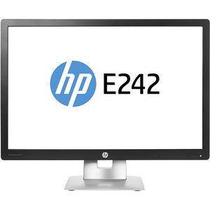 "HP M1P02AA#ABA Business E242 24"" LED LCD Monitor - 16:10 - 7 ms"