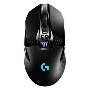 Logitech 910-004558 G900 Chaos Spectrum Professional-Grade Wired/Wireless Gaming Mouse