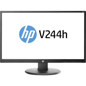 "HP W1Y58A6#ABA V244h 23.8"" LED LCD Monitor - 16:9 - 7 ms"