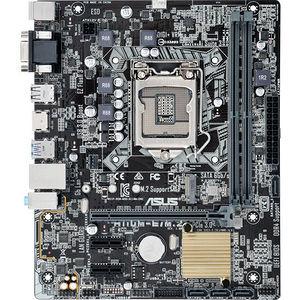 ASUS H110M-E/M.2 Desktop Motherboard - Intel Chipset - Socket H4 LGA-1151