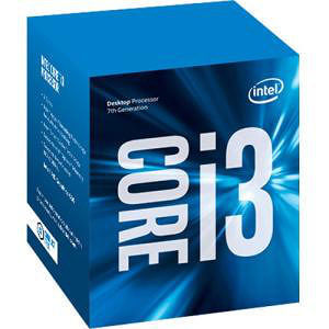 Intel BX80677I37100 Core i3-7100 (2 Core) 3.90 GHz Processor - LGA-1151