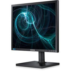 "Samsung LS19C45KBRV/GO S19C450BR 19"" LED LCD Monitor - 5:4 - 5 ms"
