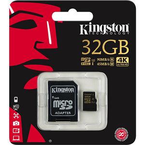 Kingston SDCG/32GB 32 GB microSDHC