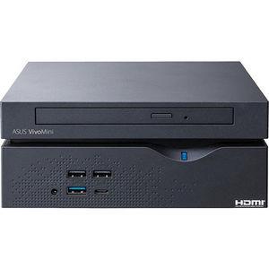 ASUS VC66-B017Z VivoMini Desktop Computer - Intel Core i5-7400 - 4 GB DDR4 - 500 GB HDD