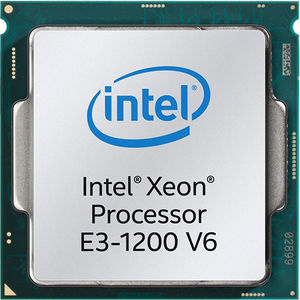 Intel CM8067702870812 Xeon E3-1220 v6 Quad-core 3 GHz Processor - Socket H4 LGA-1151 - OEM Pack