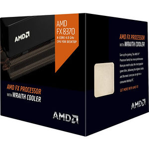 AMD FD8370FRHKHBX FX-8370 8 Core 4 GHz Processor - Socket AM3+