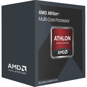 AMD AD860KXBJASBX Athlon X4 860K Quad-core (4 Core) 3.70 GHz Processor - Retail Pack