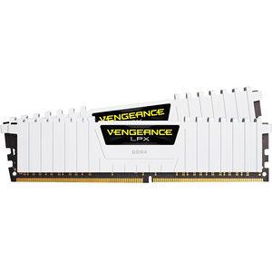Corsair CMK32GX4M2B3200C16W Vengeance LPX 32GB DDR4 SDRAM Memory Module - Non-ECC - Unbuffered