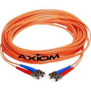 Axiom CAB-GELX-625-AX Mode Conditioning 9 um SM to 62.5 um MM Cable for Cisco