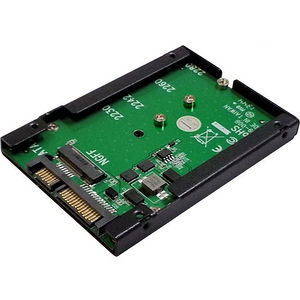 Addonics AD25M2SSD Drive Bay Adapter Internal