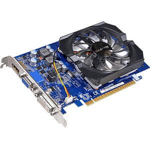 GIGABYTE GV-N420-2GI REV 3.0 GeForce GT 420 Graphic Card - 700 MHz Core - 2 GB DDR3 SDRAM