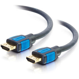 C2G 29679 12ft High Speed HDMI Cable With Gripping Connectors