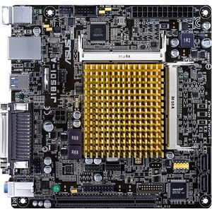 ASUS J1800I-A Desktop Motherboard - Socket BGA-1170 - Intel