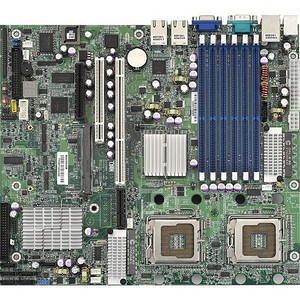 TYAN S5372G2NR-LC Tempest (S5372-LC) Server Motherboard - Intel Chipset - Socket J LGA-771