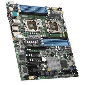 TYAN S7002GM2NR-LE Server Motherboard - Intel Chipset - Socket B LGA-1366
