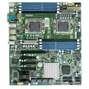 TYAN S7002WGM2NR-LE Server Motherboard - Intel Chipset - Socket B LGA-1366