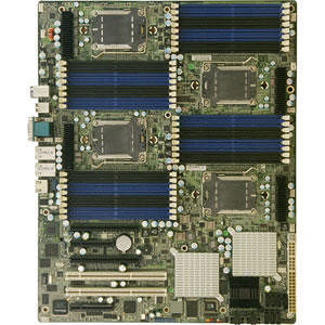 TYAN S4989WG2NR-SI Server Motherboard - NVIDIA Chipset - Socket F (1207)