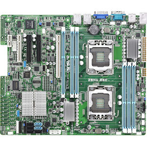 ASUS Z9NA-D6C Server Motherboard - Intel Chipset - Socket B2 LGA-1356