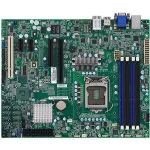 TYAN S5512G2NRLE S5512-LE Server Motherboard - Intel C202 Chipset - Socket H2 LGA-1155 - Retail