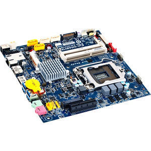 GIGABYTE GA-H77TN Desktop Motherboard - Intel Chipset - Socket H2 LGA-1155