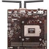 ZOTAC H87ITX-A-E Desktop Motherboard - Intel Chipset - Socket H3 LGA-1150