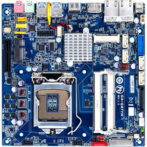 GIGABYTE GA-Q87TN Desktop Motherboard - Intel Chipset - Socket H3 LGA-1150