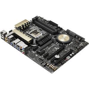 ASUS Z97-DELUXE (NFC & WLC) Desktop Motherboard - Intel Z97 Express Chipset - Socket H3 LGA-1150