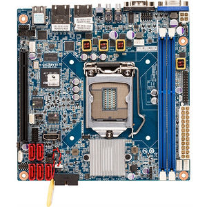 GIGABYTE GA-6LISL Server Motherboard - Intel Chipset - Socket H3 LGA-1150