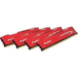 Kingston HX421C14FRK4/64 HyperX Fury 64GB DDR4 SDRAM Memory Module