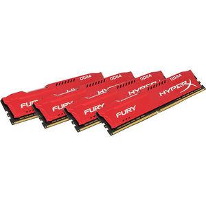 Kingston HX426C16FR2K4/32 HyperX Fury 32GB DDR4 SDRAM Memory Module