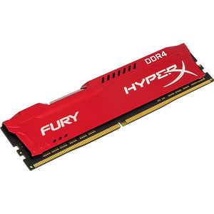 Kingston HX424C15FR2/8 HyperX Fury 8GB DDR4 SDRAM Memory Module