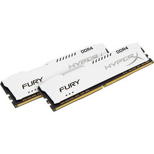 Kingston HX424C15FW2K2/16 HyperX Fury 16GB DDR4 SDRAM Memory Module