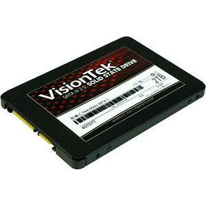 """VisionTek 900982 2TB 3D MLC 7mm 2.5"""" SSD"""