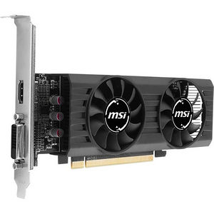 MSI RADEON RX 460 2GT LP Radeon RX 460 Graphic Card - 1.20 GHz Boost Clock - 2 GB GDDR5 - LP