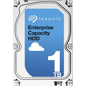 "Seagate ST1000NM0055 1 TB 3.5"" SATA 7200 RPM 128 MB Cache Enterprise Hard Drive"